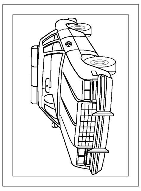 dltk coloring pages cars bottom frame