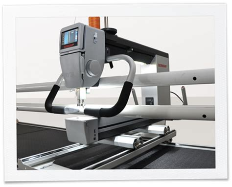 the rumors are true bernina is developing a arm