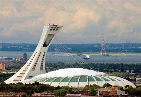 sedere pi禮 bello mondo olympic stadium montreal