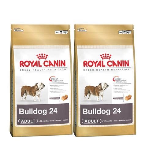 royal canin bulldog puppy food royal canin bulldog food 2 x 12kg feedem