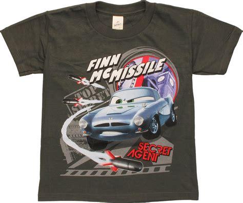 T Shirt Precious Cars Mc cars finn mcmissile secret youth t shirt