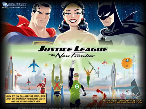 movie justice league new frontier justice league new frontier on dvd movies on dvd reviews