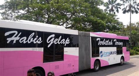 Kartini Cew Saja hari kartini transjakarta khusus perempuan mamat programmer