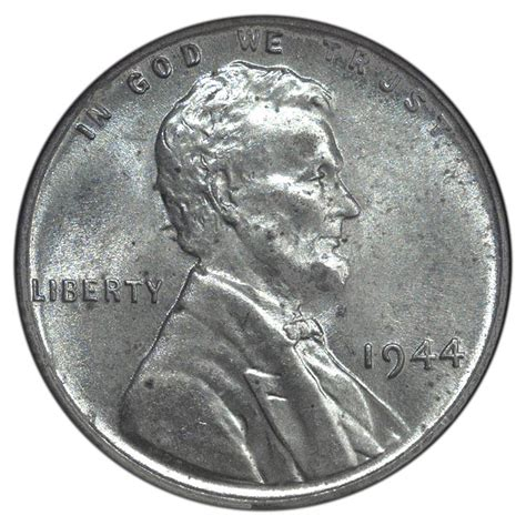 1943 steel value 28 images 1943 d gem bu steel lincoln wheat penny cent us coin ebay coin