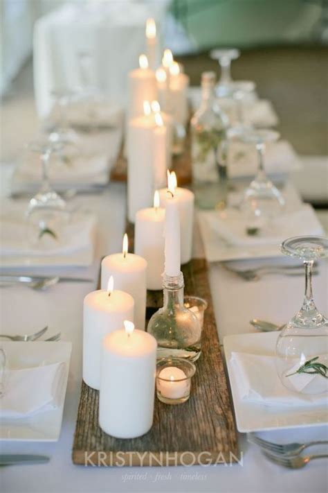 wood centerpieces for tables 17 best ideas about wood wedding centerpieces on