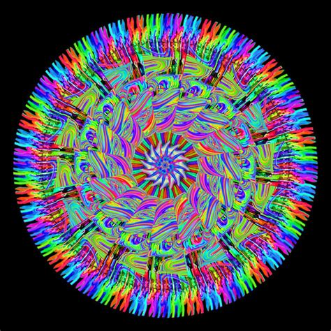 imagenes locas psicodelicas imagens psicodelicas taringa