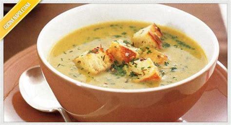 cucinare sedano ricetta della zuppa di sedano e patate cucinare alla