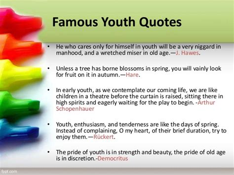 for youth national youth day