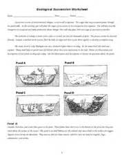 Ecological Succession Worksheet High School by Ecological Succession Worksheet Ecological Succession