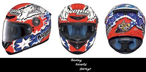 Helm Tema Modif Striping Honda Cbr250r Tema Helm Nolan Motoblast