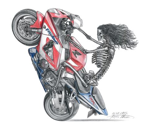 motorbike tattoo by lapis lazuri on deviantart