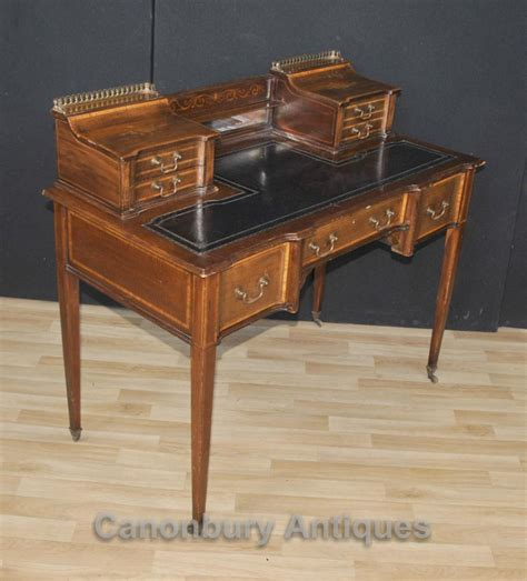 carlton house writing desk antique edwardian carlton house desk writing table 1910