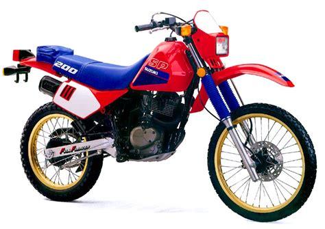 1986 Suzuki Sp200 Image Gallery Suzuki Sp200