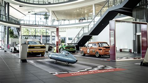 Audi Neckersulm by Home Of Legends Special Exhibition At The Audi Forum