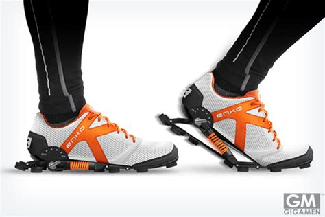 shoes that make you run faster and jump higher 快適さと機能性を兼ね備えたenkoランニングシューズ gigamen ギガメン