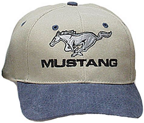 ford mustang hat embroidered cap ford hats caps
