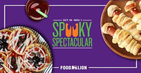 Food Lion Sweepstakes - foodlion com spooky win 8 000 towards a family vacation