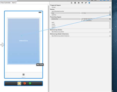 xcode webview layout xcode iosアプリ開発 チュートリアル ストーリーボードの使い方 下 メディカルデザイン株式会社のブログ