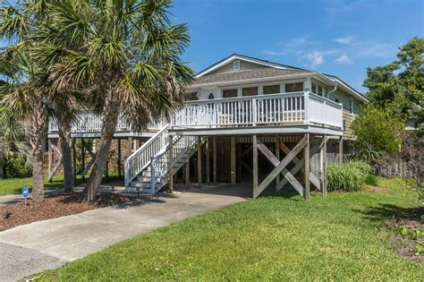 folly vacation rentals charleston coast vacations