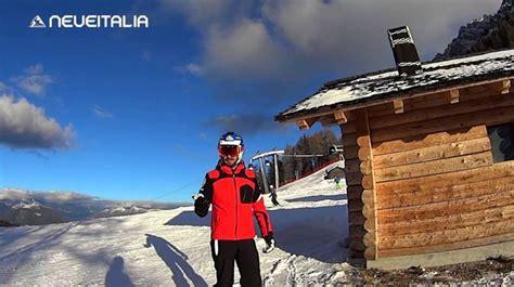sci test test ecco skichic il completo da sci per vist