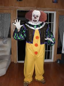 it the clown costumes for halloween pennywise costumes for men women kids parties costume
