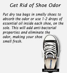 how to get rid of foot odor in shoes 1000 images about hacks on hacks