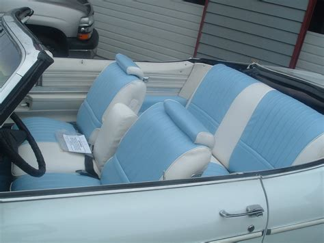 Auto Re Upholstery by The Silver Upholstery In Newport The Silver