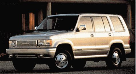 how to learn about cars 1994 isuzu trooper security system 1994 isuzu trooper review