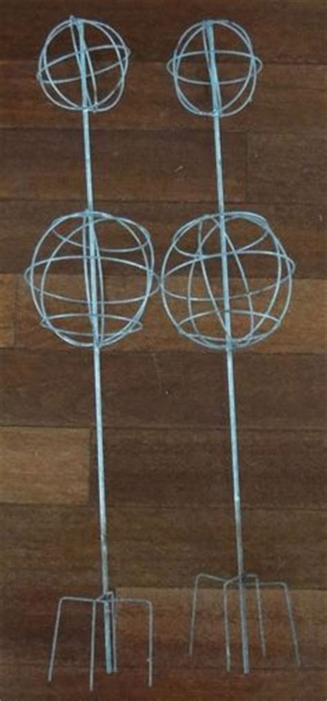 how to make a wire topiary frame diy wired up on 36 pins
