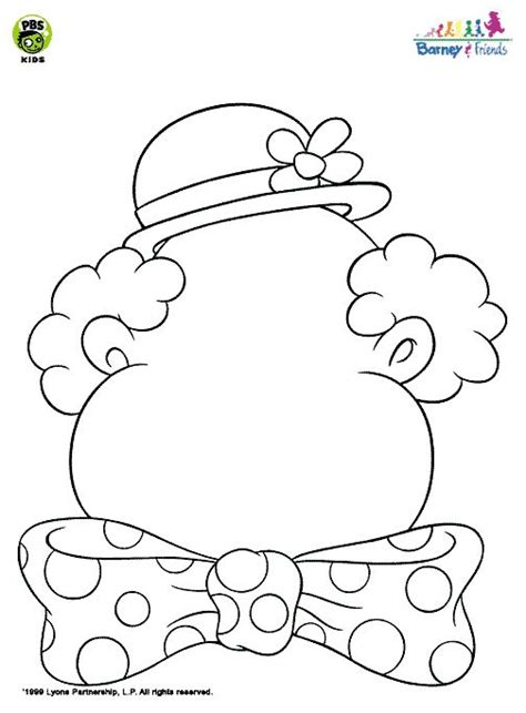 Clown Worksheets by Best 25 Clown Crafts Ideas On Circus Crafts