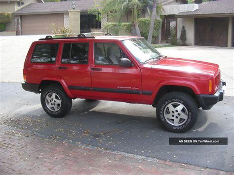 Jeep Sport 1999 1999 Jeep Sport Sport Utility 4 Door 4 0l