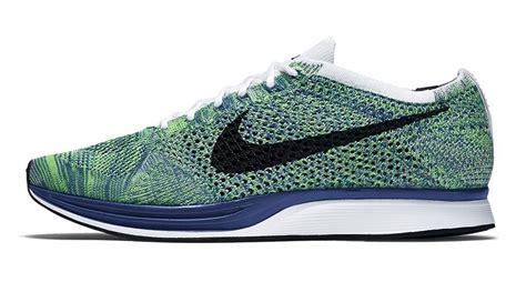 Nike Flyknit Blue Green nike flyknit racer blue green endeavouryachtservices co uk