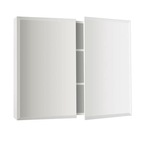 Cabinet Edge by Osca Bevelled Edge Mirrored Cabinet 900mm Highgrove