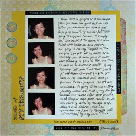 Scrapbook Tip Of The Day Journalling By Your Significant Others by 11 Scrapbooking Journaling Tips For Beginners