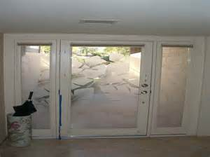 why use frosted glass spray home remodeling and