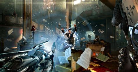 Hoodie Deus Ex Divided 02 e3 2016 choice is king in deus ex mankind divided