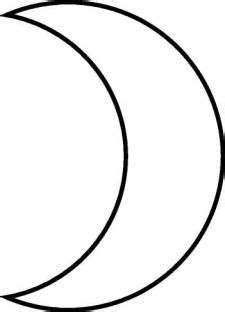 pattern moon drawing crescent moon pattern use the printable outline for