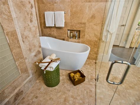 Pink Tile Bathroom Ideas by Tub And Shower Combos Pictures Ideas Amp Tips From Hgtv Hgtv