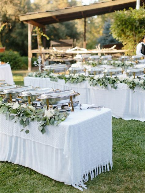 Bufet Dress 25 best ideas about wedding buffets on buffet