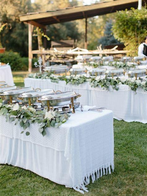 25  best ideas about Wedding buffets on Pinterest   Buffet