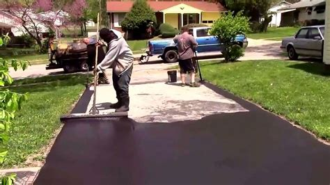 How Do You Seal A Driveway Tcworks Org