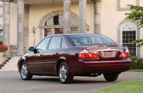 2003 toyota recall 2003 toyota avalon airbag recall
