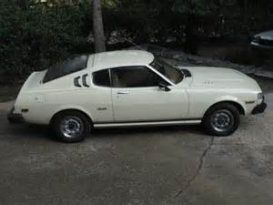 1976 Toyota Celica For Sale Sell Used 1976 Toyota Celica Gt 5 Speed Liftback In