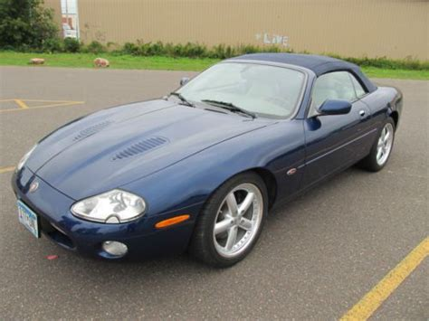 jaguar xkr for sale usa find used 2001 jaguar xkr in rice lake wisconsin united