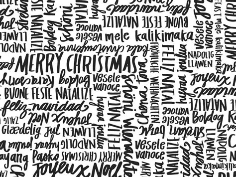 Black Christmas Wrapping Papers – Happy Holidays! Vintage Christmas Wrapping Paper