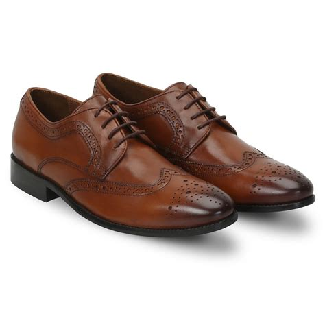 Brown Oxford Leather Shoes formal shoes style guru fashion glitz