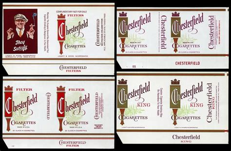 dolls house shop chesterfield chesterfield cigarettes on pinterest vintage cigarette ads vintage ads and jc