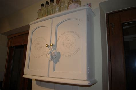 french style shabby chic bathroom cabinet 01 05 touch