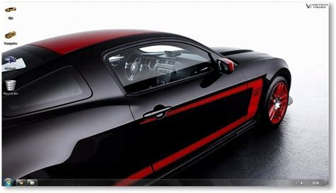 theme google chrome ford mustang windows 7 themes ford mustang theme wallpapers car