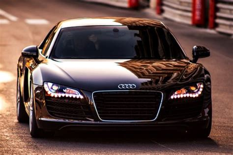 audi beautiful black car image 531286 on favim